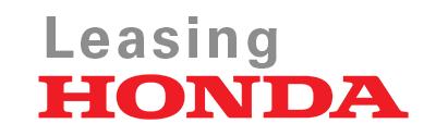 Honda Leasing
